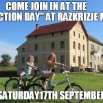 Action Day at the Slomškov Mill House – old mill